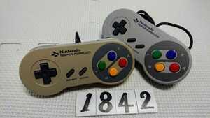 任天堂 Nintendo Nintendo Wii スーパーファミコン クラシック ミニ SFC ゲーム コントローラー CLV-202 RVL-005 2個 セット 中古 純正