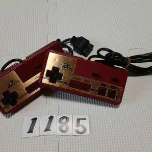 Nintendo ニンテンドー ファミリーコンピュータ ファミコン FC ハドソン ジョイカード 2個 セット HC 62-4 アクセサリー 周辺機器 中古