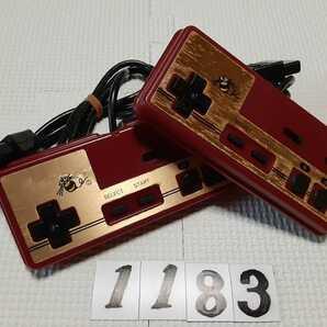 送料無料 ニンテンドー Nintendo ファミリーコンピュータ ファミコン FC ハドソン ジョイカード 2個 セット HC 62-4 アクセサリー 中古