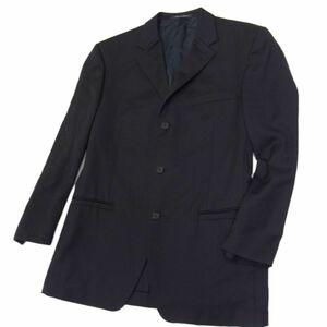 ◇ヴェルサーチ クラシック テーラードジャケット ブレザー メンズアウター VERSACE CLASSIC スペイン製 美ライン 紳士服 1円