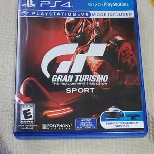 グランツーリスモスポーツ 海外版 日本語設定可能