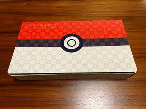 ★新品未使用品★ポケモン切手BOX(ポケモンカードゲーム 見返り美人・月に鴈セット)