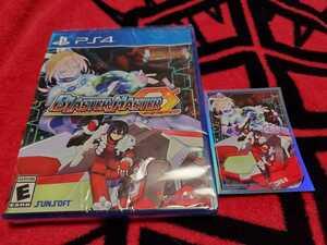 PS4 新品未開封 Blaster Master Zero ブラスター マスター ゼロ サンソフト プレイステーション4 PlayStation4