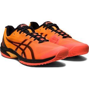 新品 ASICS/アシックス COURT SPEED FF L.E. コートスピードFF オールコート テニスシューズ 1041A155(オレンジ/ブラック)27.5cm