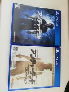【送料無料 PS4ソフト】アンチャーテッド コレクション &アンチャーテッド海賊王と最後の秘宝