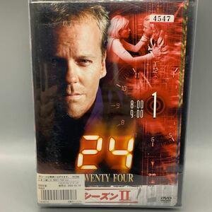 24 トゥエンティフォー シーズン2 全話 全12巻セット DVD