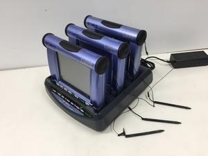 第一興商 DAM デンモク PM200-DK /第一興商 PMC-35 デンモク 充電器 現状品(管2FC2)