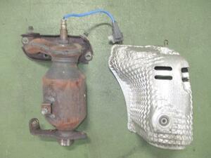 タント CBA-L385S エキゾーストマニホールド エキマニ 触媒 キャタライザー コンバーター