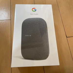 【QLC 569】 ☆ ★ Recommended! ★ ☆ Google Nest Audio Charcoal