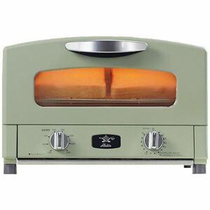 新品 アラジン グラファイトトースター CAT-GS13A(G) オーブントースター グリーン