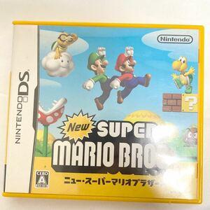 NEW スーパーマリオブラザーズ 箱のみ Newスーパーマリオブラザーズ DSソフト ニュースーパーマリオブラザーズ