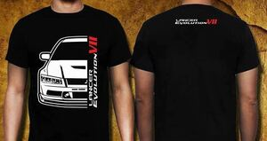 ランエボ7 4G63 Tシャツ