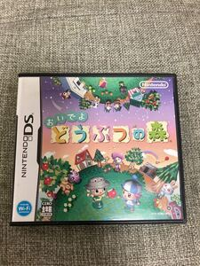 【DSソフト】おいでよどうぶつの森