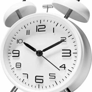 大音量 目覚まし時計 アナログ めざまし時計 おしゃれ ベル