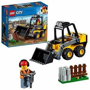 【期間限定】レゴ(LEGO) シティ 工事現場のシャベルカー 60219 ブロック おもちゃ 男の子 車OMU081AW