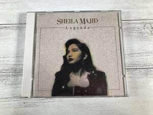 CD 18326 シーラ・マジッド / レジェンダ(伝説) 国内盤