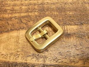 バックル 真鍮 無垢 ブラス 12mm レザー ベルト 革 1.2cm 美錠 尾錠 日型 カスタム レザークラフトに 102