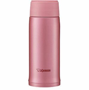 ZOJIRUSHI 象印 水筒 ステンレスマグ 360ml ピンク マグボトル