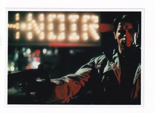 宣伝材料用写真「ターミネーター/THE TERMINATOR」アーノルド・シュワルツネッガー(N021)