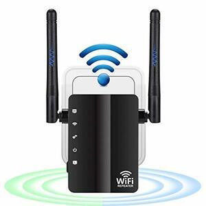 目玉 NETVIP WiFi 無線LAN中継器 中継機 ワイヤレス ルーター/リピーター/APモード搭載 Wi-Fiブースター