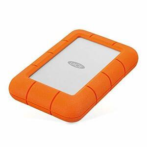 目玉 LaCie HDD ポータブルハードディスク 2TB Rugged Mini USB3.0 耐衝撃HDD