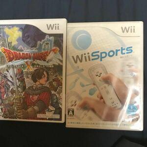 Wii Sports.ドラゴンクエストX目覚めし五つの種族!
