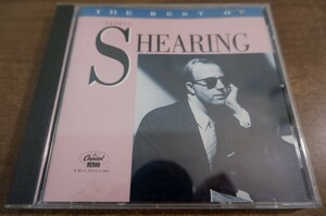 CDg-7904 ジョージ・シアリングGeorge Shearing / The Best of George Shearing, Vol. 2 (1960-69)