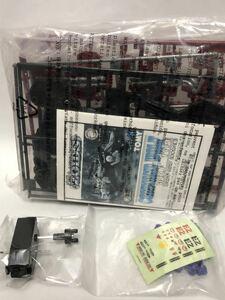 ZOIDS ゾイド  1/72 コマンドウルフ (オオカミ型) レッド ゲームボーイソフト 初回特別セット 同梱品 プラモデル