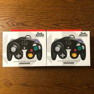 Nintendo Switch ゲームキューブコントローラー スマブラ ブラック