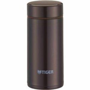 TIGER ディープブラウン 真空断熱ボトル (200ml)