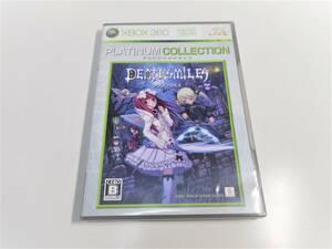XBOX360 デススマイルズ プラチナコレクション
