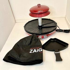 ザイグルグリル ZAIGLE JAPAN-ZAIGLE 調理機器【動作確認済】