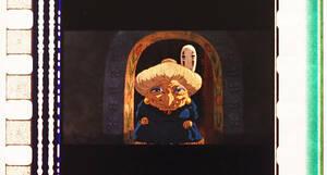 千と千尋の神隠し/三鷹の森ジブリ美術館/フィルムブックマーカー/しおり/宮崎駿/販売終了/マンマユート/限定/希少/ゼニーバ/カオナシ37