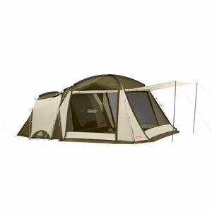 コールマン タフスクリーン2ルームハウス オリーブ サンド テント キャンプ b1297