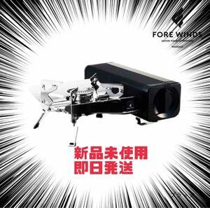 プリムス フォールディング・キャンプ・ストーブ ブラック FW-FS01-BK