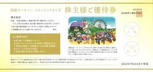 ★送料無料 本田技研工業 株主優待券 1枚  鈴鹿サーキット ツインリンクもてぎ★