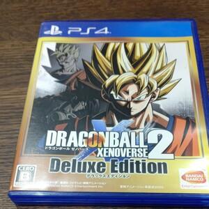 ドラゴンボール ゼノバース2 デラックスエディション PS4 ソフト