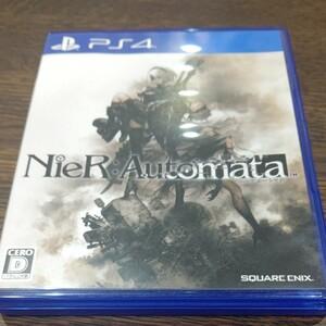 PS4 ソフト ニーアオートマタ NieR:Automata