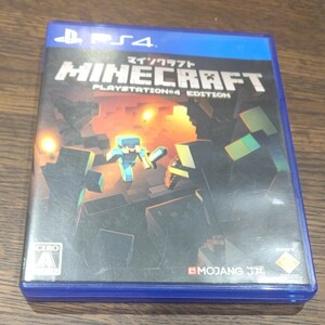 PS4 マインクラフト Minecraft ソフト