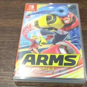 Switch ARMS ニンテンドースイッチ アームズ ソフト