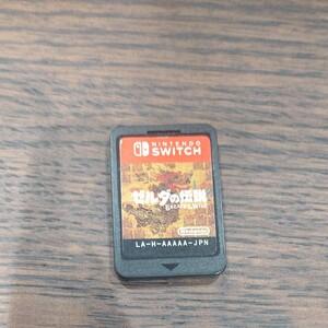 ソフトのみ ゼルダの伝説 ブレスオブザワイルド ニンテンドースイッチ Nintendo Switch