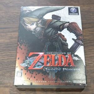 ゲームキューブ ゼルダの伝説 トワイライトプリンセス GC ソフト 任天堂