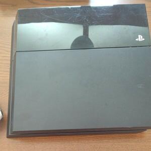 PS4 本体 CUH-1000A 箱無し コントローラ ケーブル付属