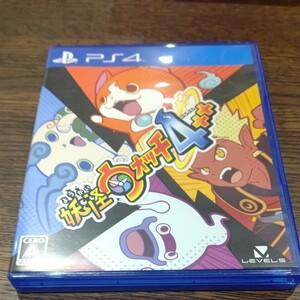 PS4 ソフト 妖怪ウォッチ4 ++