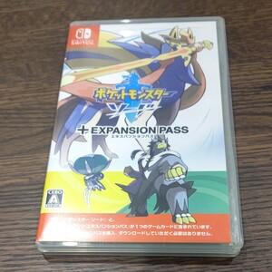 ポケットモンスター ソード + エキスパンションパス Nintendo Switch ニンテンドースイッチ ポケモン ソフト