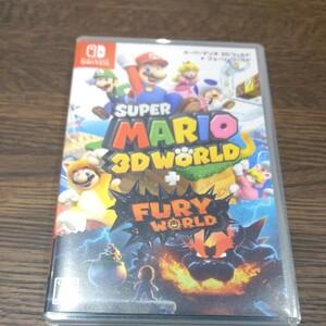 スーパーマリオ3Dワールド + フューリーワールド ニンテンドースイッチ Switch ソフト