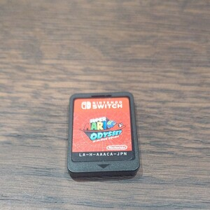 ソフトのみ スーパーマリオオデッセイ Nintendo Switch ニンテンドースイッチ