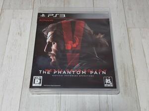 PS3 メタルギアソリッドVファントムペイン