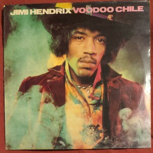 【UK盤LPレコード】ジミ・ヘンドリックス/ヴードゥー・チャイル