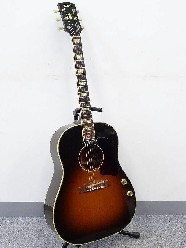 ♪♪GIBSON J-160E 1964 アコースティックギター ギブソン ケース付♪♪010112001Jm♪♪